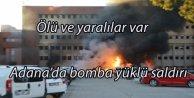 Adana'da büyük patlama! Ölü ve yaralılar var