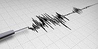 Bodrum ve Datça'da deprem