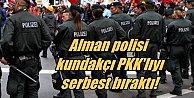 Cami kundakçısı PKK'lı terörist serbest bırakıldı
