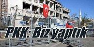 Diyarbakır'da bombalı saldırı PKK telsizinde: Biz yaptık