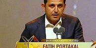Fatih Portakal 'dan ödül gecesinde şok sözler!