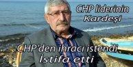 Kılıçdaroğlu#039;nun kardeşi CHP#039;den istifa etti