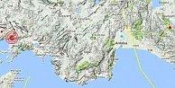 Milas'ta deprem: Milas Kultak'ta korkutan deprem