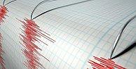 Şemdinli'de korkutan deprem