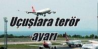 Terör THY uçuşlarını da vurdu, 30 uçak parka çekildi