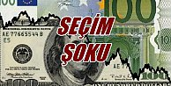 Trump fırtınası doları uçurdu, Euro - Dolar savaşı başladı