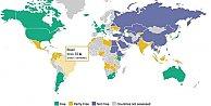 Türkiye#039;de internet özgürlüğü, İran#039;ın bile gerisinde