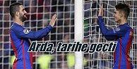 Barcelona#039;da Arda Turan resitali: 3 golle tarihe geçti