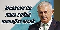 Başbakan Yıldırım;Türkiye,Rusya ilişkilerinde duraksama dönemini geride bıraktık