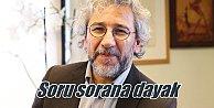 #039;Basın özgürlüğü panelinde Türk vatandaşa soru dayağı