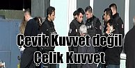 Beşiktaş'ta patlama; Yaralı polislerin kahramanlığı