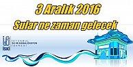 Beyeoğlu#039;nda su kesintisi; Sular ne zaman gelecek 4 Aralık 2016