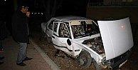 Beyşehir#039;de trafik kazası, 8 yaralı var
