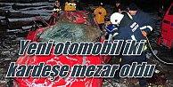 Bursa'da kaza; 2'si kardeş 3 kişi hayatını kaybetti