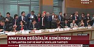 CHP, MHP#039;ye yedek lastik dedi tartışmalar çıktı