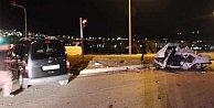 Çorum Alaca#039;da feci kaza; 3 ölü var