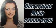 ÇYD yurdunu sarsan intihar; Üniversiteli Melis canına kıydı