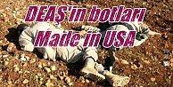 DEAŞ ve PKK'lı teröristlerde Amerikan askeri botları