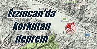 Erzincan#039;da deprem fırtınası, Erzincan 4.5 ile sallandı