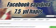 Facebook sapığına 7 yıl 4 ay hapis cezası