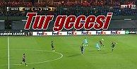 Fenerbahçe grubunda lider olarak tur atladı; Tek gol yetti