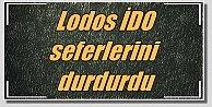 İDO seferlerine lodos iptali: İDO tüm iç hat seferlerini iptal etti