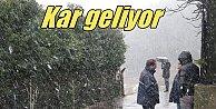 İstanbul'da hava durumu, 20 Aralık 2016 Akşam kar geliyor