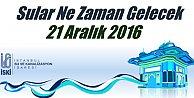 İstanbul'da su kesintisi, sular ne zaman gelecek? 21 Aralık 2016