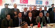 Kazakistan Bağımsızlığı'nın 25. yılında; İstanbul'da kutlama var