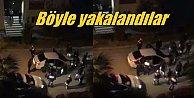 Kuşadası#039;nda yakalanan 6 YPG#039;li terörist sorgulanıyor