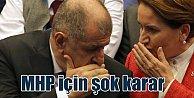 MHP için kritik karar: Akşener ve Özdağ#039;ın ihraca itirazları reddedildi