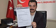 MHP Manisa İl Başkanı Öztürk#039;ten Kumpas isyanı