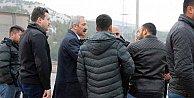 MHP Milletvekili Yurdakul trafik kazası geçirdi