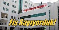Nazilli Devlet Hastanesi#039;nde skandal iddia; Uygunsuz yakalandılar