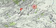 Son Depremler, Erzurum Şenkaya'da deprem; 3.3