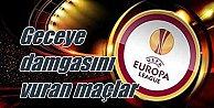 UEFA Avrupa Ligi#039;nde bol sıfırlı maçlar