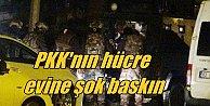 Viranşehir#039;de PKK evine baskın: 4 terörist öldürüldü