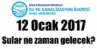 Ankara su kesintileri; Mamak#039;ta sular ne zaman gelecek