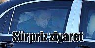 Cumhurbaşkanı Recep Tayyip Erdoğan Şevket Kazan#039;ı ziyaret etti