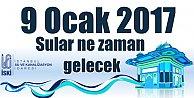 İstanbul#039;da güncel su kesintileri, sular ne zaman gelecek 9 ocak 2017