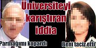 İstanbul#039;da profesörle hastanın 'taciz ve parmak koparma davası