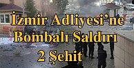 İzmir'deki faciayı şehit polisimiz önledi