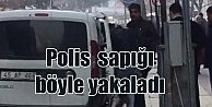 Manisa#039;da polis sapık tacizciyi polis iş tuzağıyla yakaladı