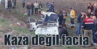 Osmaniye#039;de ambulans kazası, 5 ölü var