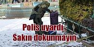 Polis vatandaşları uyardı; Şüpheli pakatleri mutlaka haber verin