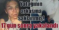 Reina katliamcısı terörist Esenyurt#039;ta yakalandı