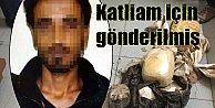Reina katliamcısına Amerikan malı patlayıcı göndermişler