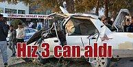 Antalya'da feci kaza: 3 ölü var