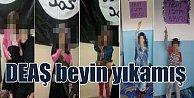 DEAŞ#039;lı katiller çocukları böyle eğitmiş