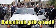 Devlet Bahçeli#039;nin gizli hazinesi: Klasik otomobil tutkusu